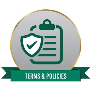 Terms and Policies