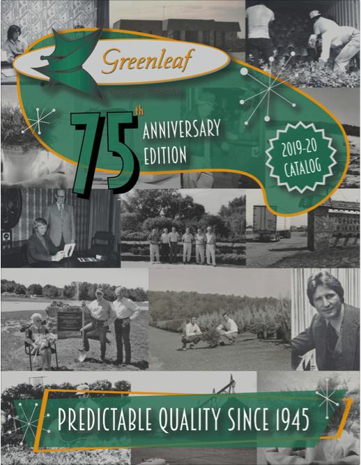Greenleaf Nursery Catalog